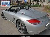 Occasion Porsche Boxster les Pavillons sous bois