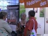 2011 La CFDT était au Salon des Services à la Personne à Lille Grand Palais