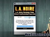 How to Unlock L.A. Noire Rockstar Pass code Free on Xbox 360 And PS3