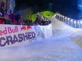 Extreme Sport Red Bull Crashed Ice: Downhill Skating
