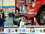 Mercedes, European Auto Repair, Foreign Auto, Boca Raton FL