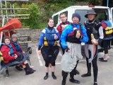 Kayak Club Thury Harcourt stage mer bretagne 2011