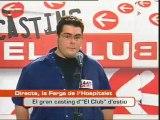 """TV3. Càsting """"El club"""""""