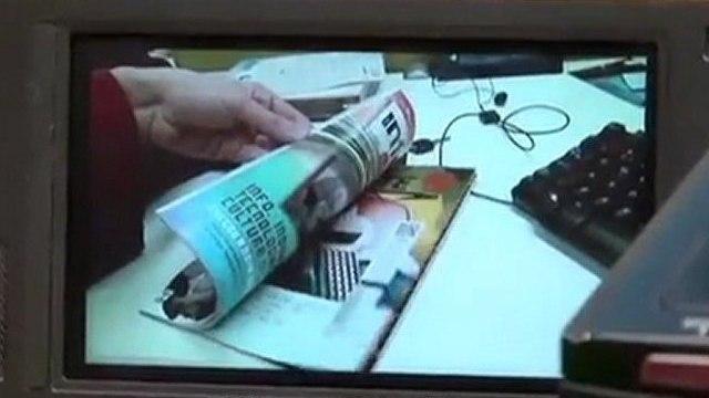 Handycam da Sony filma em 3D