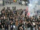 Déplacement Bercy Finale Coupe de France Basket 2011 CSP Limoges / Chalon sur Saône