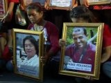 Thai Red Shirts Mark Anniversary of Crackdown