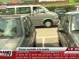 Chute mortelle à l'Hotel de Ville de Villeneuve d'Ascq