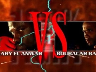 100%FIGHT 5 - Trailer  Bakary EL ANWAR vs Boubacar BALDE