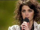 Katie Melua ★ The Flood ▪♪ Allsang på grensen ▪♪ Norway Norvège 2010