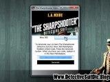 L.A. Noire The Sharpshooter Detective Suit DLC Code Generator Free