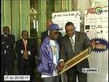 Tam Tam d'or : Remise des trophées aux lauréats de la diaspora