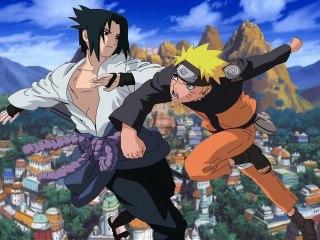 Présentation Naruto Shippuden : Naruto VS Sasuke (DS)