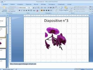 Visionnez les Cours Vidéo de Diff�rents modes dans Microsoft Powerpoint