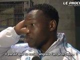 """Mandanda : """"Je suis à Marseille l'an prochain"""""""