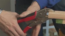 How To Work With Locking Pliers