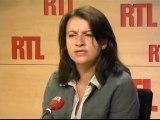 Cécile Duflot, secrétaire nationale d'Europe Ecologie - Les Verts, invitée de RTL (23 mai 2011)