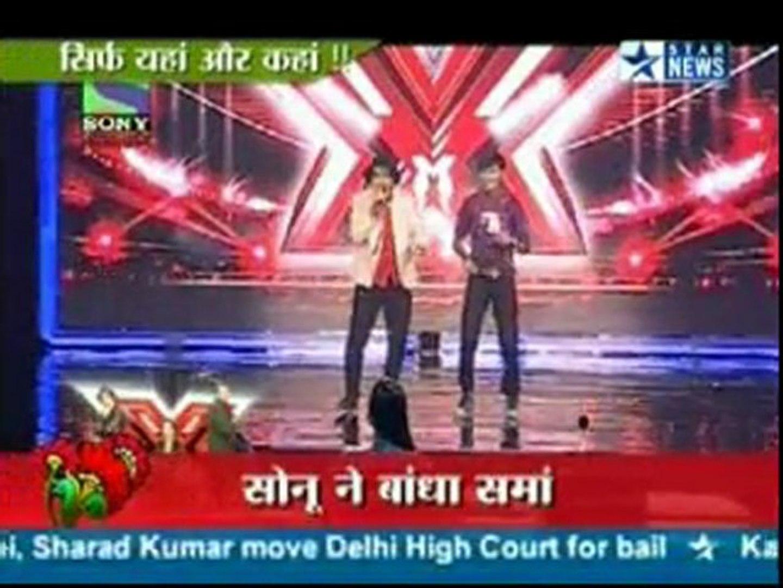 X Factor India 23rd May 2011 First Precap starts 29th May 2011