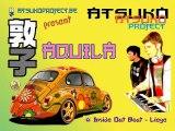 Aquila Live Atsuko Project Party  oct 8th 2011 @ Liège Luik Lüttich