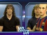 TV3 - Crackòvia - Un contra un: Carles Puyol