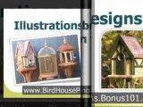 blue bird houses - bird houses plans - bird houses designs