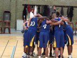 Union Paray Athis Basket  Minimes France 2011