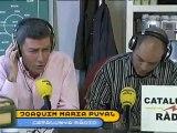 TV3 - Crackòvia - Catalunya Ràdio i RAC1 durant el Madrid-Barça