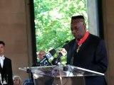 France/Bénin:  Albert TEVOEDJRE  décoré Commandeur de la Légion d'honneur