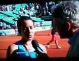 Marion Bartoli Roland Garros 2011