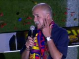 TV3 - Hat-trick Barça - Parlaments destacats