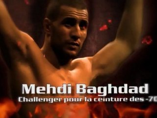 100%FIGHT 5 - reportage Mehdi BAGHDAD