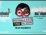 Festivals d'été 2011 au Havre