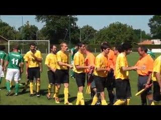 Les finales de la Coupe des Réserves & de la Coupe du District 2011