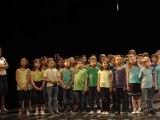 Chorale Fin d'année scolaire Margaux CE1/CE2