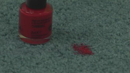 How To Remove Nail Polish From Your Carpet
