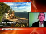 TV3 - Telenotícies - Antoni Bassas recorda Raimon Panikkar