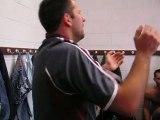L'ambiance dans les vestiaires du RFC Spy ( Saison 2004/2005)