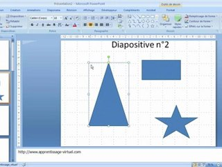 Visionnez les Cours Vidéo de Dessiner dans Microsoft Powerpoint