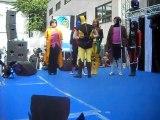 Epitanime 2011 cosplay X-men