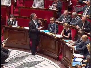Question au Gouvernement de Rudy Salles 25/05/11