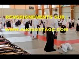 AIKIDO TRADITIONNEL A PONTARLIER (25) AVEC ALAIN PEYRACHE SHIHAN