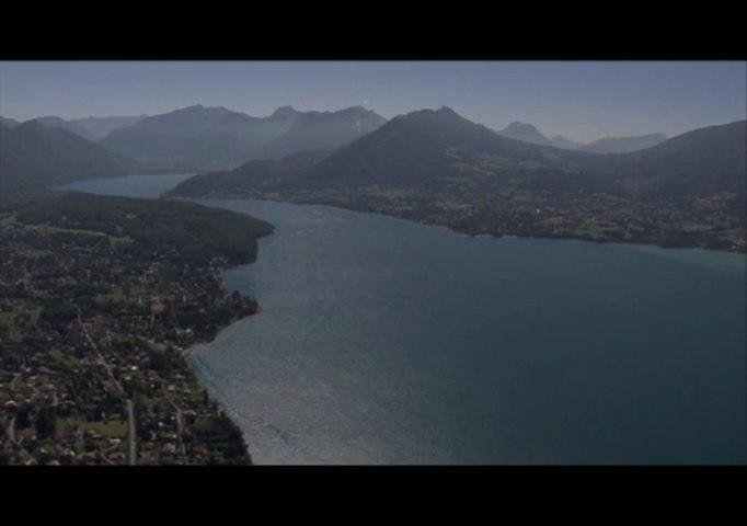 Découverte du Lac d'Annecy et du massif des Aravis