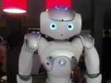 Drôle de rencontre, Nao ! Un robot qui parle...
