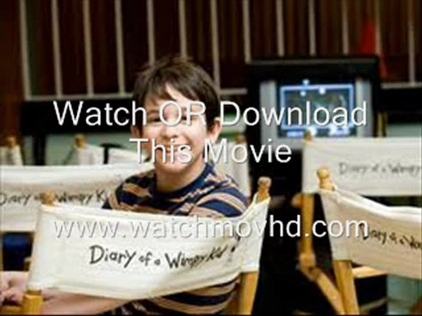 Diary of a Wimpy Kid HD Movie
