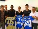 Troyes prépare déjà la saison prochaine (Foot Ligue2)