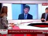 Arnaud MONTEBOURG sur LCP sénat du 25-05-2011