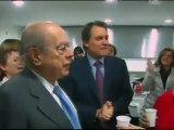 TV3 - Telenotícies - El brindis d'Artur Mas