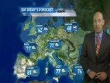 European Vacation Forecast - 05/25/2011