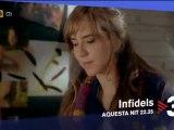 """TV3 - Dimarts, 22.35, a TV3 - La Paula acaba la seva novel·la, a """"Infidels"""""""