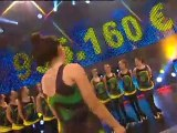 TV3 - La Marató 2010 - Quarta actualització del marcador de  La Marató 2010