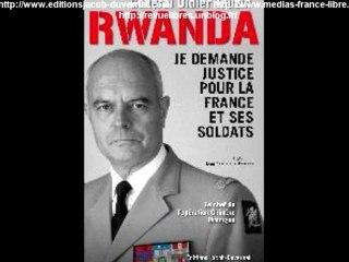 Le général Didier Tauzin sur l'action de la France au Rwanda
